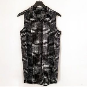 J. Crew | Sleeveless Button Down Front Top 6